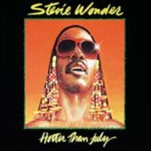 Hotter (Japanese Edition) - SuperAudio CD di Stevie Wonder