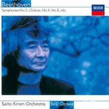 Symphonies (Japanese Special Edition) - CD Audio di Ludwig van Beethoven