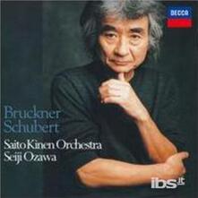 Bruckner No. 7 (Blu-Spec Japanese Edition) - CD Audio di Anton Bruckner,Seiji Ozawa