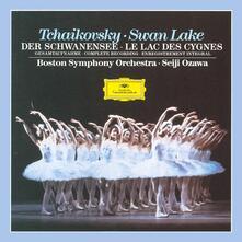 Il Lago Dei Cigni (Japanese Edition) - CD Audio di Pyotr Ilyich Tchaikovsky