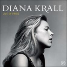 Live in Paris (Japanese Edition) - SHM-CD di Diana Krall