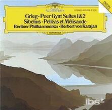 Peer Gynt (Japanese Edition) - SuperAudio CD di Edvard Grieg