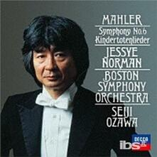 Sinfonia n.6 (Japanese Special Edition) - CD Audio di Gustav Mahler
