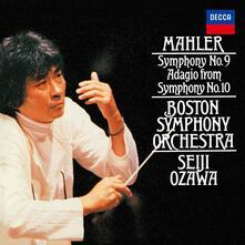 Sinfonie n.9, n.10 (Blu-Spec Japanese Edition) - CD Audio di Gustav Mahler