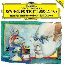 Sinfonie n.1, n.2 (Blu-Spec Japanese Edition) - CD Audio di Sergej Sergeevic Prokofiev