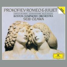 Romeo & Juliet (Japanese Special Edition) - CD Audio di Sergej Sergeevic Prokofiev