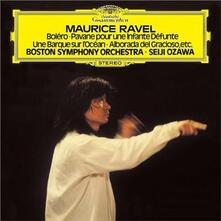 Orchestral Works (Blu-Spec Japanese Edition) - CD Audio di Maurice Ravel