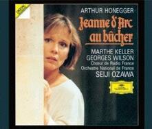 Jeanne D'arc (Japanese Special Edition) - CD Audio di Arthur Honegger