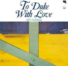 To Duke with Love (Japanese Edition) - CD Audio di Art Farmer