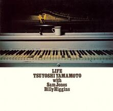Life (Japanese Limited Edition) - CD Audio di Tsuyoshi Yamamoto