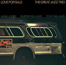 Love for Sale (Japanese Limited Edition) - CD Audio di Great Jazz Trio