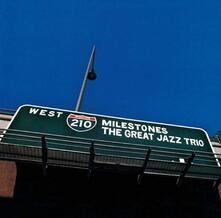 Milestones (Japanese Edition) - CD Audio di Great Jazz Trio