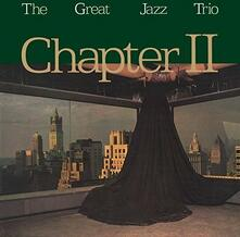 Chapter 2 (Japanese Edition) - CD Audio di Great Jazz Trio