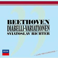 Variazioni Diabelli (Limited Edition) - CD Audio di Ludwig van Beethoven,Sviatoslav Richter