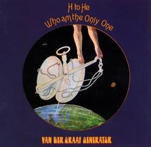 H to He, Who (Japanese Edition) - CD Audio di Van der Graaf Generator