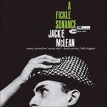 Fickle Sonance (Japanese Edition) - CD Audio di Jackie McLean
