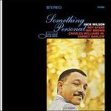 Something Personal (Japanese Edition) - CD Audio di Jack Wilson