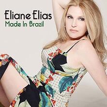Made in Brazil - SHM-CD di Eliane Elias