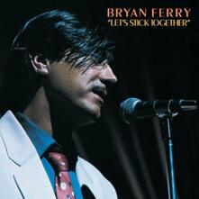 Let's Stick (Japanese Edition) - CD Audio di Bryan Ferry