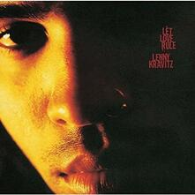 Let Love Rule (Japanese Limited Remastered) - CD Audio di Lenny Kravitz