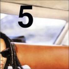 5 (Japanese Limited Remastered) - CD Audio di Lenny Kravitz