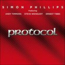 Protocol Iii (SHM-CD Japanese Edition) - SHM-CD di Simon Phillips
