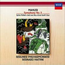 Sinfonia n.2 (Japanese SHM-CD) - SHM-CD di Gustav Mahler