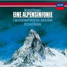 Eine Alpensinfonie (Japanese SHM-CD) - SHM-CD di Johann Strauss