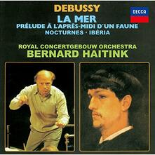 Orchestral Works (Japanese SHM-CD) - SHM-CD di Claude Debussy,Bernard Haitink,Royal Concertgebouw Orchestra