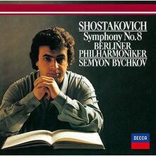 Sinfonia n.8 (Japanese SHM-CD) - SHM-CD di Dmitri Shostakovich