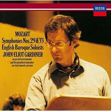 Sinfonie Nos 29&33 (Japanese SHM-CD) - SHM-CD di Wolfgang Amadeus Mozart