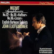 Sinfonie Nos 35&36 (Japanese SHM-CD) - SHM-CD di Wolfgang Amadeus Mozart