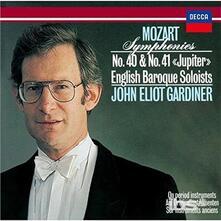 Sinfonie Nos 40&41 (Japanese SHM-CD) - SHM-CD di Wolfgang Amadeus Mozart
