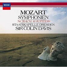 Sinfonie Nos 39&41 (Japanese SHM-CD) - SHM-CD di Wolfgang Amadeus Mozart