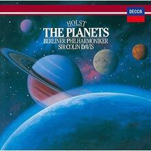 Planets (Japanese SHM-CD) - SHM-CD di Gustav Holst
