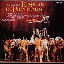 Le Sacre Du Printemps (Japanese SHM-CD) - SHM-CD di Igor Stravinsky