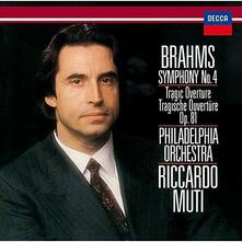 Sinfonia n.4 (Japanese SHM-CD) - SHM-CD di Johannes Brahms