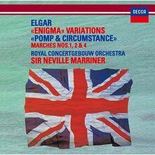 Enigma Variations (Japanese SHM-CD) - SHM-CD di Edward Elgar