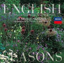 English Seasons (SHM-CD Import) - SHM-CD di Neville Marriner,Academy of St. Martin in the Fields