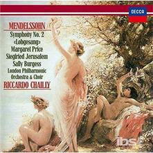 Sinfonia n.2 (Japanese SHM-CD) - SHM-CD di Felix Mendelssohn-Bartholdy