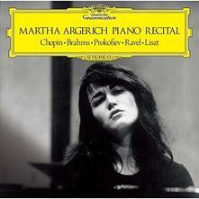 Piano Recital (Japanese SHM-CD) - SHM-CD di Martha Argerich