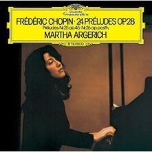 24 Preludi (Japanese SHM-CD) - SHM-CD di Fryderyk Franciszek Chopin
