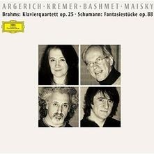 Piano Quartet (Japanese Edition) - SHM-CD di Johannes Brahms,Robert Schumann