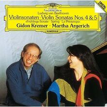 Violin Sonate 4&5 (Japanese SHM-CD) - SHM-CD di Ludwig van Beethoven
