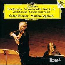 Sonate for Violin (Japanese SHM-CD) - SHM-CD di Ludwig van Beethoven