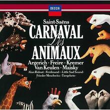 Le Carnaval Des (Japanese SHM-CD) - SHM-CD di Camille Saint-Saëns