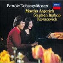 Sonata for 2 Pianos (Japanese SHM-CD) - SHM-CD di Bela Bartok