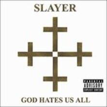 God Hates Us All (SHM-CD Japanese Edition) - SHM-CD di Slayer