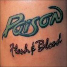 Flesh & Blood (SHM-CD Japanese Edition) - SHM-CD di Poison