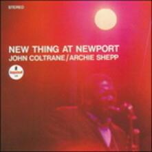 New Thing at Newport (Japanese Edition) - CD Audio di John Coltrane